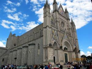 Католический собор в Орвието, (Orvieto, Umbria)