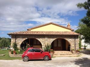 Отель агритуризмо Agriturismo Pian Di Cataverna